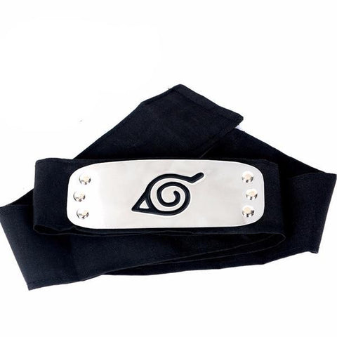 [Naruto] Hidden Villages Shinobi Forehead Protector - Anime Action Bay