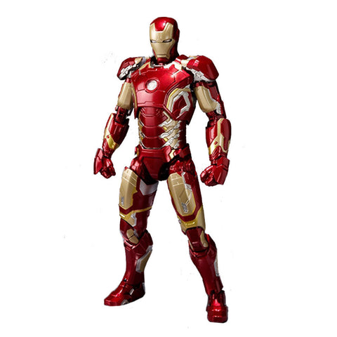 [Marvel Comics] Iron Man Mark 43 Action Figure - Anime Action Bay