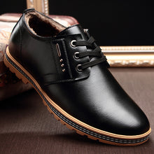 Brief Soft Surface Lace Up Men's Oxfords