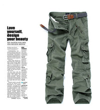 Outdoor Fashion Casual Men's Trousers