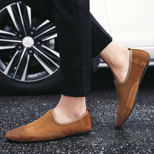 Men's Genuine Leather Driving Shoes