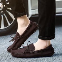 Suede Calfskin Casual Shoes