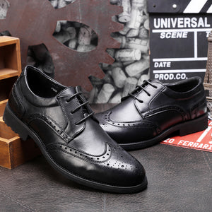 Genuine Leather Brock Shoes