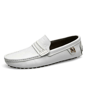 Men's Patent Leather Loafer