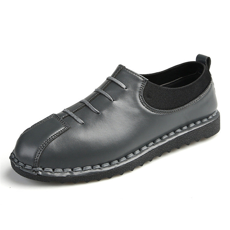 Antislip Wear Resistant Slip On Men's Loafers