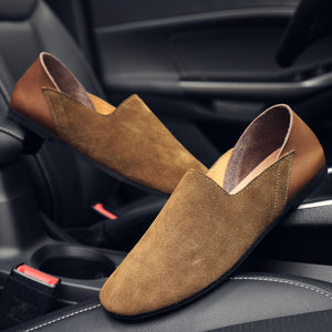 Cow Leather Casual  Shoes