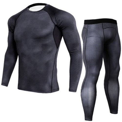 Men's Fitness Quick-drying Suit