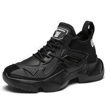 Increase Thick Bottom Breathable Men's Sneakers