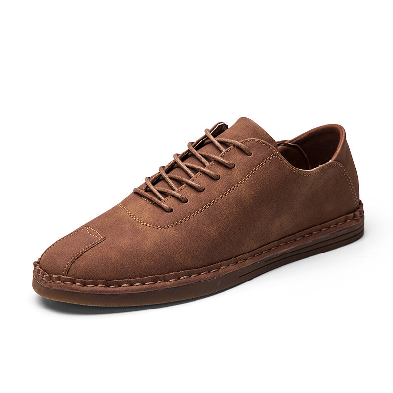 Hand-stitched Men's  Casual Shoes