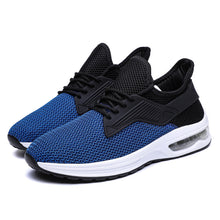 Air Mesh Light Weight Breathable Lace-Up Men's Sneakers