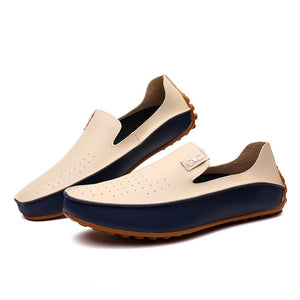 Men's Big Size Driving Loafer