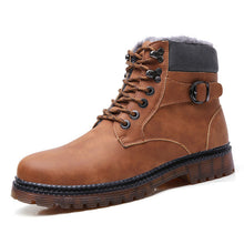 Buckle Warm Comfortable Men's Boots