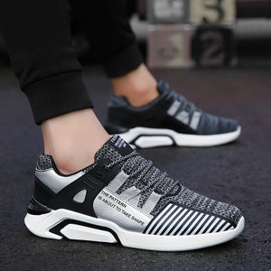 Breathable Men's Jogging Sneakers