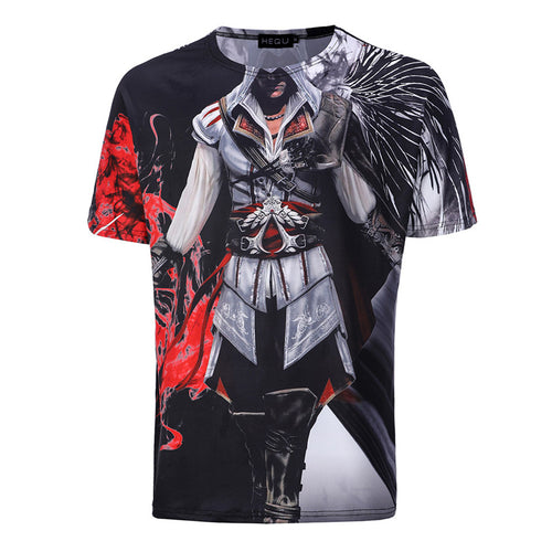 Assassin Creed Short-sleeved T-shirt