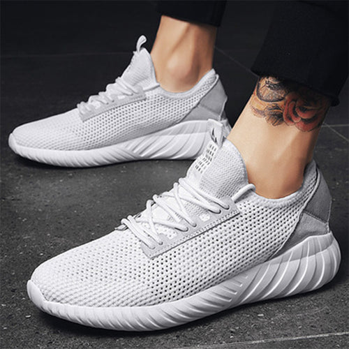 Men's Soft Breathable Running Shoes
