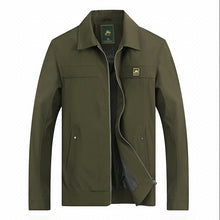 Thickened Lapel Leisure Outdoor Men's Jacket