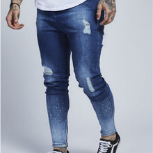 Large Size Casual Jeans