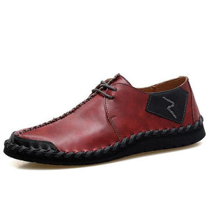 High Quality Split Leather Shoes