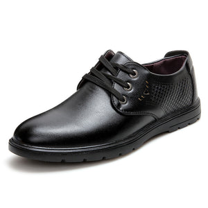 Round Head Business Casual Shoes