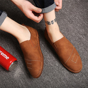 Classic British Casual Loafer
