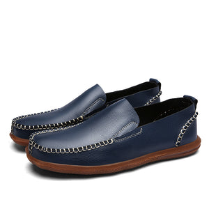 Soft Rubber Soles Are Comfortable Men's Casual Shoes