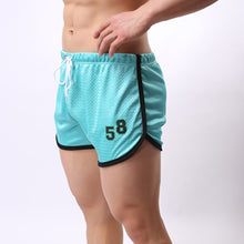 Mesh Breathable Boxer Home Shorts
