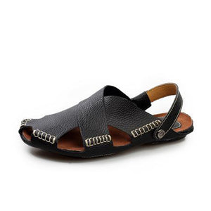 Summer Tip Binding Beach Casual Sandal
