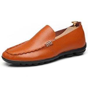 Men's Leather Handmade Breathable Shoes
