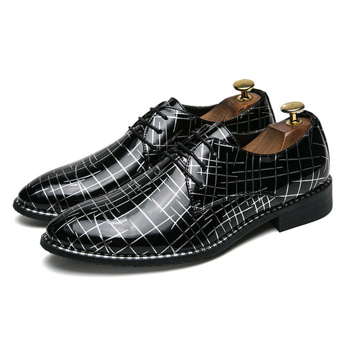 Business Casual Leather Shoes
