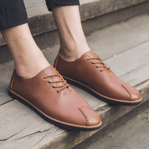 All-match Business Soft Bottom Shoes