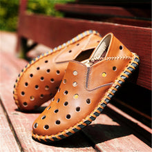 Breathable Hollow Non-slip Men's Casual Shoes