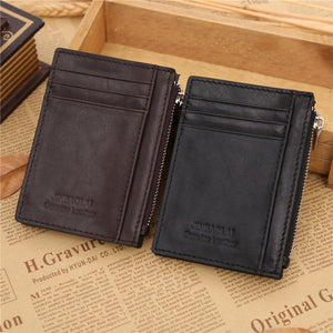 Coin Bag Mini Pocket Men's Wallet