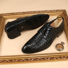 Cow Leather Wedding Shoes