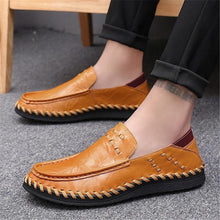 Leather Outdoor Handmade Casual Shoes
