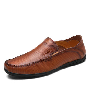 Men's Handmade Genuine Leather Shoes