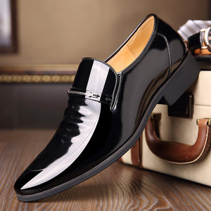 Business Antiskid  Leather Shoes