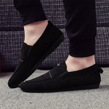 Men's Canvas Breathable Loafers