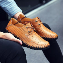 British Style Breathable Shoes