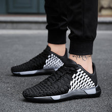 Weave Breathable Sports Shoes