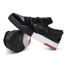 Breathable Antislip Patchwork Men's Flat Shoes