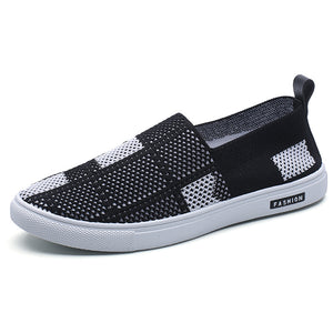 Breathable Weaving Casual Shoes