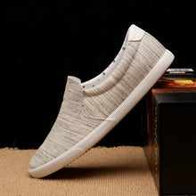 Summer Linen Breathable Casual Shoes