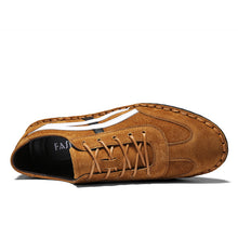 Handmade Leather Casual Shoes