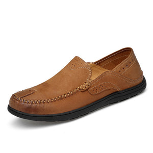 Increase Damping Breathable Men's Loafers