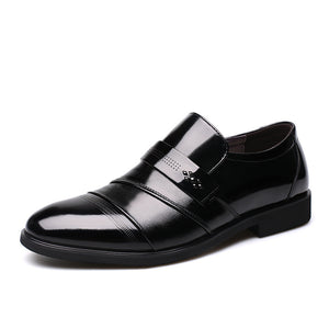 Business Attire Leisure Sleeve Foot Men's Dress Shoes
