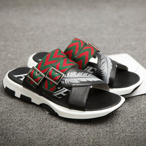 Real Leather Sandal