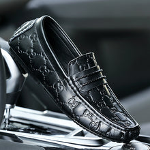 British Genuine Leather Breatheable Shoes