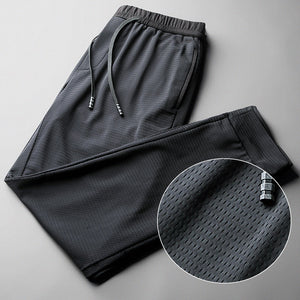 Large Size Breathable Mesh Pants