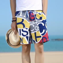 Colorful Cotton Beach Shorts