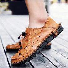 Fashion Business Breathable Leather Shoes